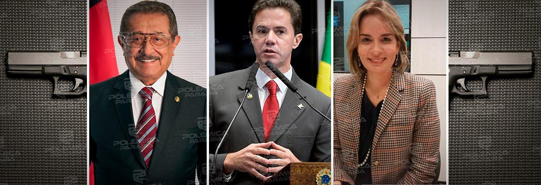 WhatsApp Image 2019 06 18 at 15.18.36 - DECRETO DAS ARMAS: Veneziano e Daniella reafirmam votos contrários; Maranhão não revela posicionamento