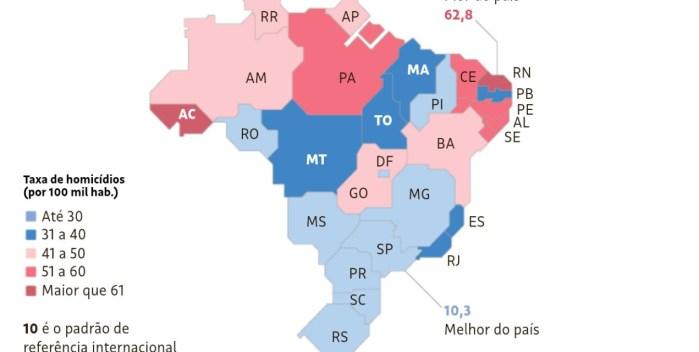abcb39d7 9fbe 4d95 9ec4 21da927d94ce 300x150 - Mortes violentas disparam no Nordeste, Paraíba tem o menor número; confira