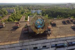acidente nuclear em chernobyl 8 300x200 - 33 anos depois do acidente nuclear, veja como está Chernobyl na vida real