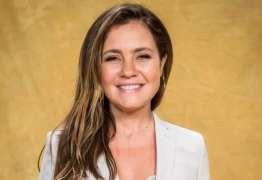 'SE TIVER QUE IR TODO MUNDO PRESO, VAI SER PRESO': Adriana Esteves rebate internauta após pergunta machista