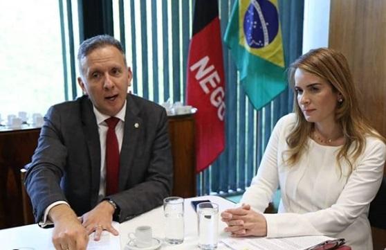 aguinaldo ribeiro daniella ribeiro - Aguinaldo Ribeiro avalia rotina como líder da maioria em Brasília, 'convicção de que contribuo com a Paraíba'