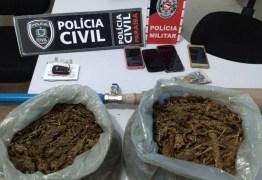 OPERAÇÃO: Polícia apreende drogas e prende suspeitos de tráfico em Alhandra