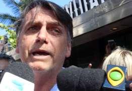 Bolsonaro critica reeleição nas presidências do Congresso