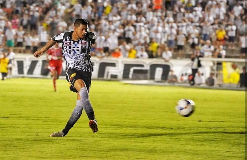 botafogo - CAMPEÃO: Botafogo-PB vence o Globo FC e segue firme no G-4