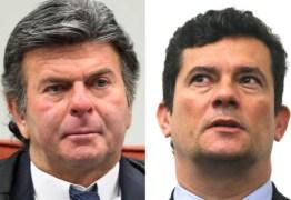 'IN FUX WE TRUST': Em novas mensagens trocadas por Moro e Deltan, ministro cita articulação com americanos