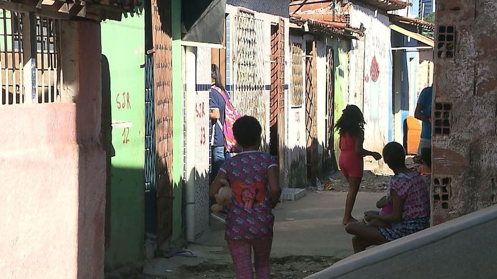 casas bairro sao jose - ESTRUTURA: Pelo menos 90 casas devem ser demolidas no bairro São José, após fortes chuvas em João Pessoa