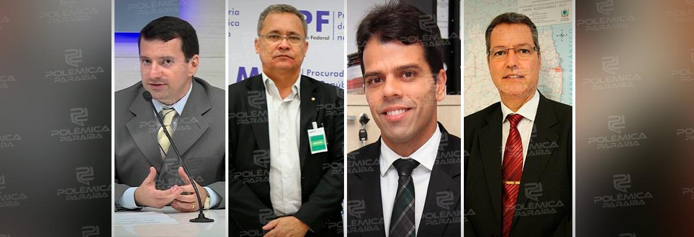 cfedd550 71c0 425a bbfa b6a5344ccc43 - Quatro promotores disputarão cargo de procurador-geral de Justiça da Paraíba; eleição será em julho próximo