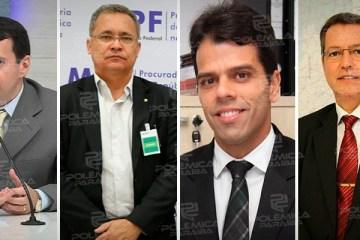 Quatro promotores disputarão cargo de procurador-geral de Justiça da Paraíba; eleição será em julho próximo