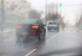ALERTA DE PERIGO: 46 cidades paraibanas sofrem com fortes chuvas; saiba quais são