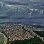 chuvas em joao pessoa foto clilson junior - PERIGO: sobe para 87 o número de cidades em alerta por causa de fortes chuvas na Paraíba; veja