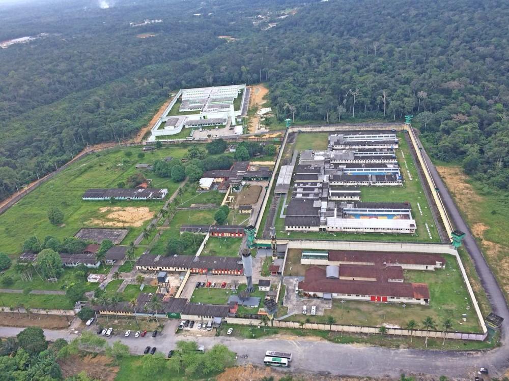 compaokok - BANALIDADE DO MAL: 40% dos mortos em Manaus eram presos provisórios, diz governo do Amazonas
