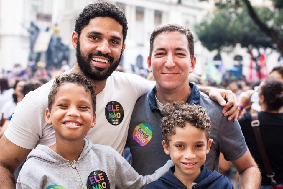 david glenn - A função de Greenwald é desmoralizar Moro e ridiculariza-lo perante a opinião pública - Por Júnior Gurgel
