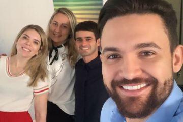 dentista - Dentista paraibano é destaque no Encontro com Fátima Bernardes de hoje