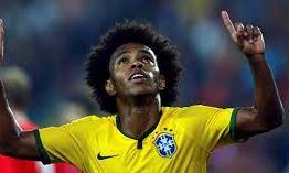 Willian é convocado para seleção brasileira na vaga de Neymar