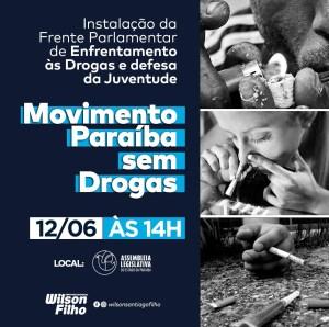 e0c24518 9457 43c6 afe7 5404ecd7f103 300x298 - Governador João Azevêdo sanciona lei que estabelece junho como Mês de Enfrentamento às Drogas na PB