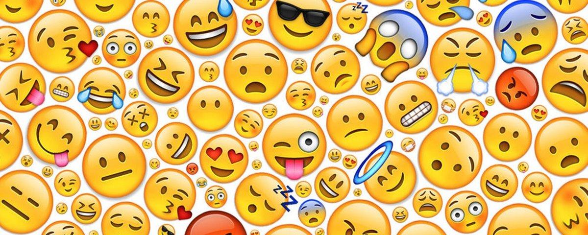 emojis - GPS IDEOLÓGICO: Saiba quais emojis mais representam a direita e a esquerda no Twitter
