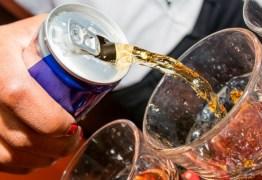 União perigosa: nutricionista alerta riscos ocasionado pela associação de energéticos e bebida alcoólica