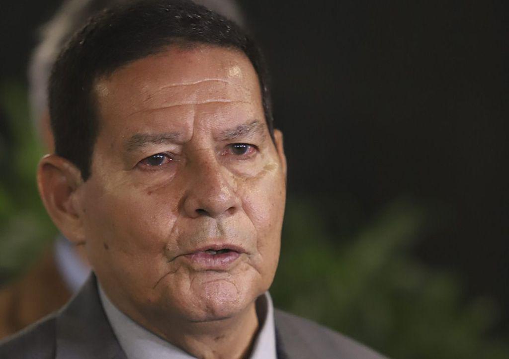 f 458203 1024x722 - 'Considero muito grave e estarrecedoras as revelações', diz Mourão sobre supostos diálogos de Sérgio Moro