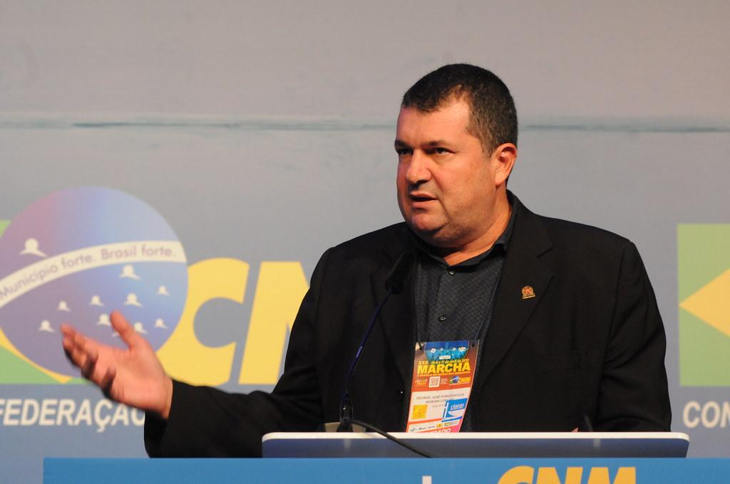 george coelho famup - Por unanimidade, George Coelho é reconduzido à presidência da Famup para biênio 2021/2022