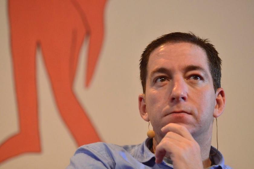 Câmara prepara esquema de segurança para depoimento de Glenn Greenwald