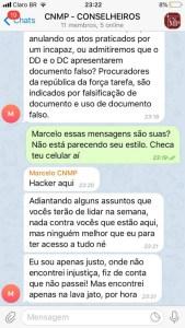 hacker1 169x300 - Hacker invade grupo do MP e diz que 'acessa quem quiser e quando quiser'