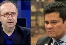 AFASTAMENTO: Reinaldo Azevedo cobra afastamento imediato de Sérgio Moro