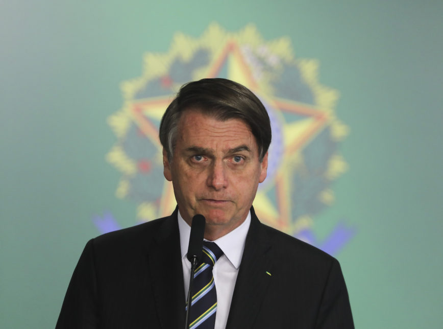 j.bolsonaro.s.lima .8.abr .2019 1 1 1 868x644 - Drogas no avião da FAB são novo golpe na imagem de Bolsonaro