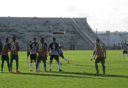 3 x 0: Treze derrota o Sampaio Correia e vence a primeira na Série C