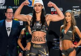 PROMESSA BRASILEIRA: Ariane projeta primeira vitória no UFC