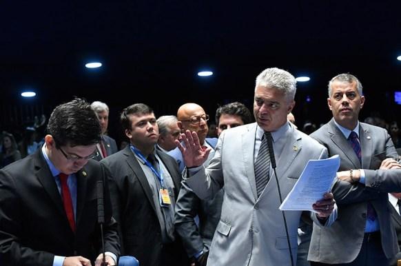 """major olimpio geraldo magela agsenado 300x199 - """"O problema não é a oposição. São os aliados"""" - diz líder do PSL no Senado em defesa de mudanças na articulação política"""