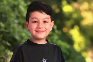 menino7 - Mãe mata filho de 8 anos: 'Demônios pediram para sacrificá-lo'