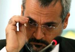 'PARTIDO DA VULGARIDADE': ações do ministro da Educação depõem contra o Governo Bolsonaro?