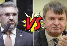 'PINGUÇO' NO PSL: Julian Lemos chama Moacir Rodrigues de 'João Cana Brava'