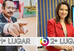 IBOPE DO MEIO DIA: Afiliada do SBT bate afiliada da Globo na audiência de Campina Grande