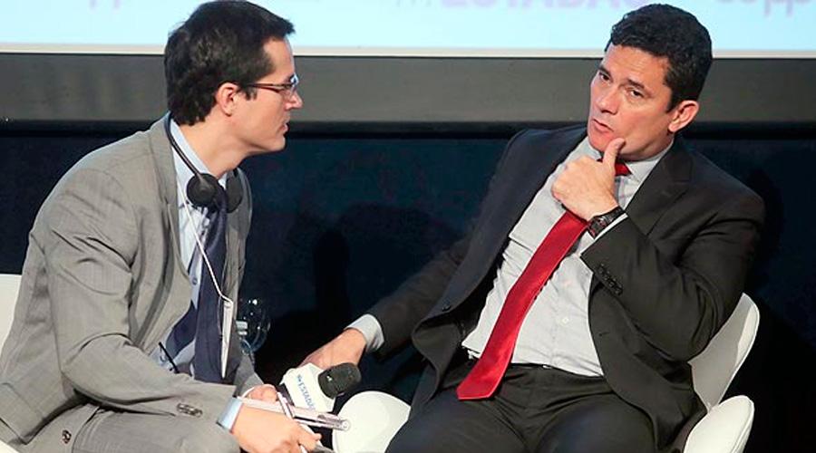 moro dallagnol 1 - Vazamentos do The Intercept Brasil são legais, prevêem medidas defendidas por Moro e Dallagnol