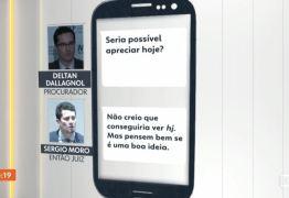 Site Intercept divulgou trechos de conversas entre Moro e Deltan Dallagnnol