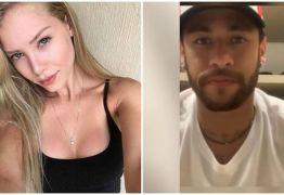 Modelo que acusa Neymar de estupro já esfaqueou ex-marido durante desentendimento