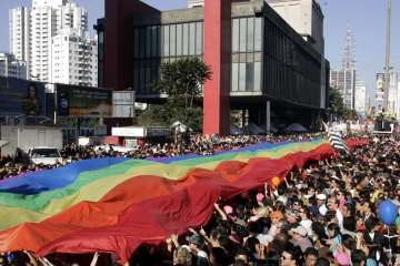 naom 5cebb917243d0 - Prefeitura de SP espera mais de 3 milhões de pessoas na parada LGBT