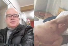 NUDES: Padre posta foto seminu e é afastado da igreja: 'Rapidinha com loirinha'