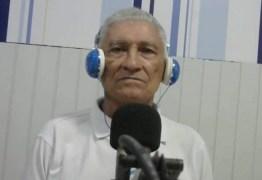 Radialista sousense Aniobel Vicente morre aos 78 anos de idade