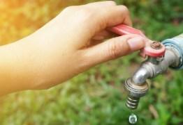 ATENÇÃO: 54 bairros de João Pessoa ficarão sem água neste domingo