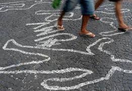 Mortes violentas disparam no Nordeste, Paraíba tem o menor número; confira