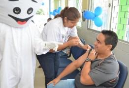 Santa Rita atinge meta da campanha de vacinação contra a gripe