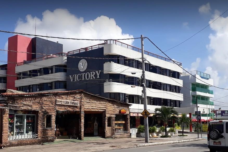 victory flat 1 - Turista pernambucano é encontrado morto em quarto de flat de João Pessoa