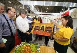 CULTURA: Governador João Azevêdo abre 30ª edição do Salão do Artesanato da PB
