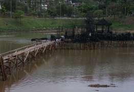 Ladrão perseguido por população mergulha em barragem e morre