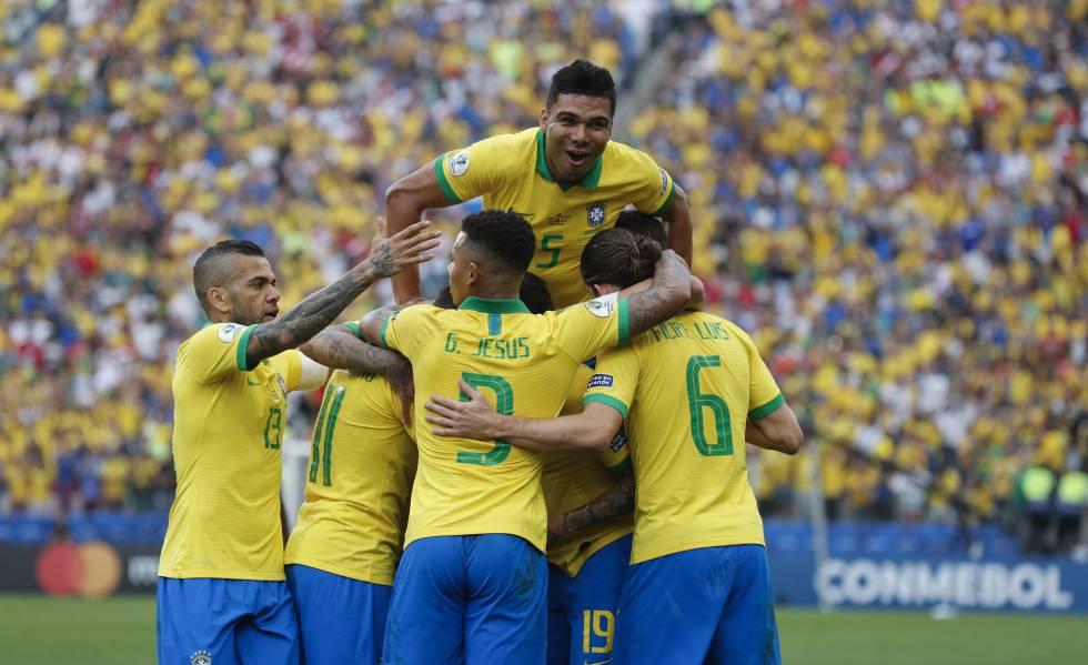 1561221679 346811 1561237426 noticia normal - Brasil e Argentina decidem hoje quem vai à final da Copa América