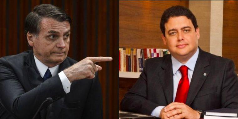 1564412357642126 - 'Se o presidente da OAB quiser saber como o pai desapareceu no período militar, eu conto', afirma Bolsonaro