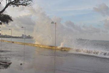 16327836280003622710000 - CUIDADO: marinha alerta para ventos fortes e ondas de quase 4 metros no litoral da Paraíba