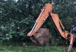 Polícia e MP encontram cemitério clandestino que seria da milícia